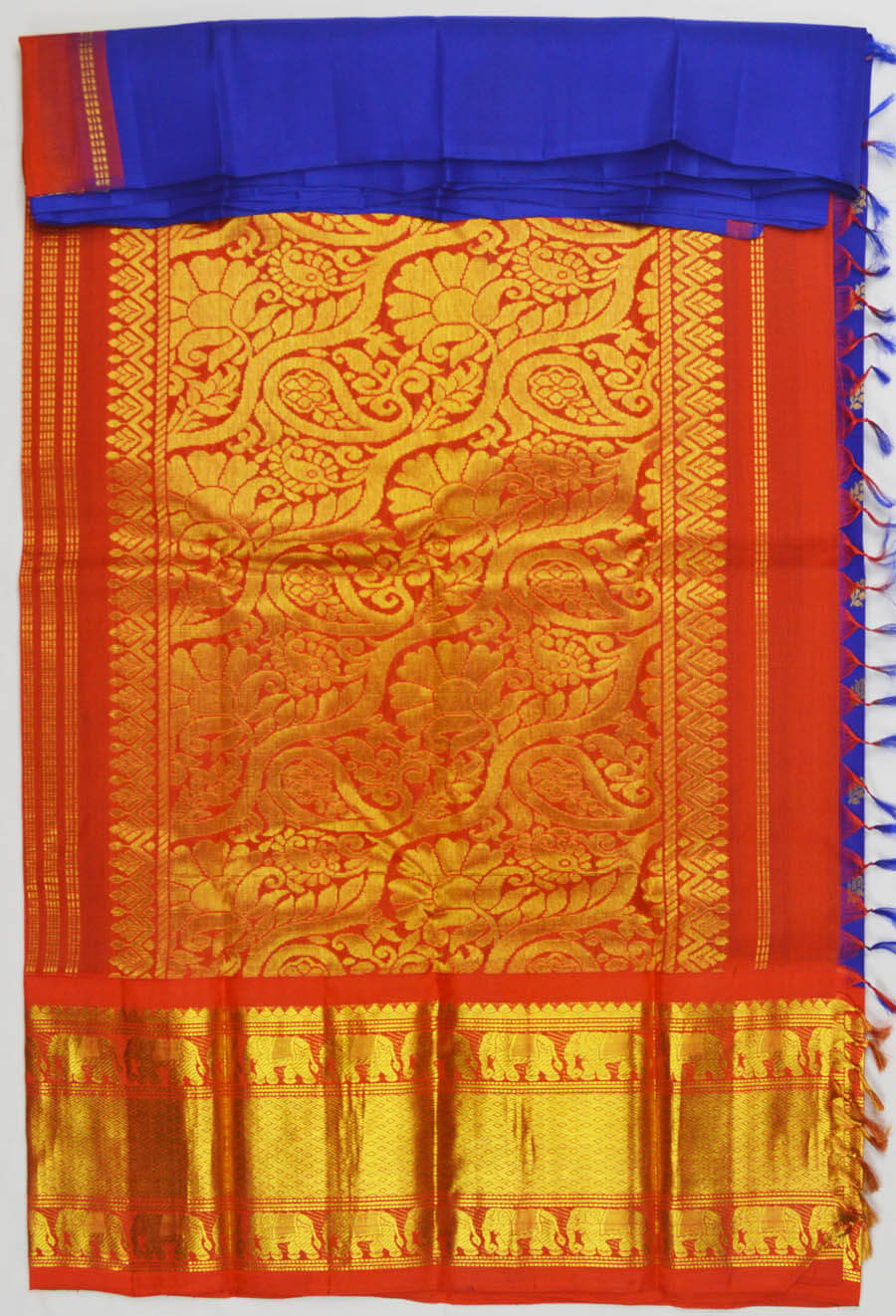 Temple Saree 6454