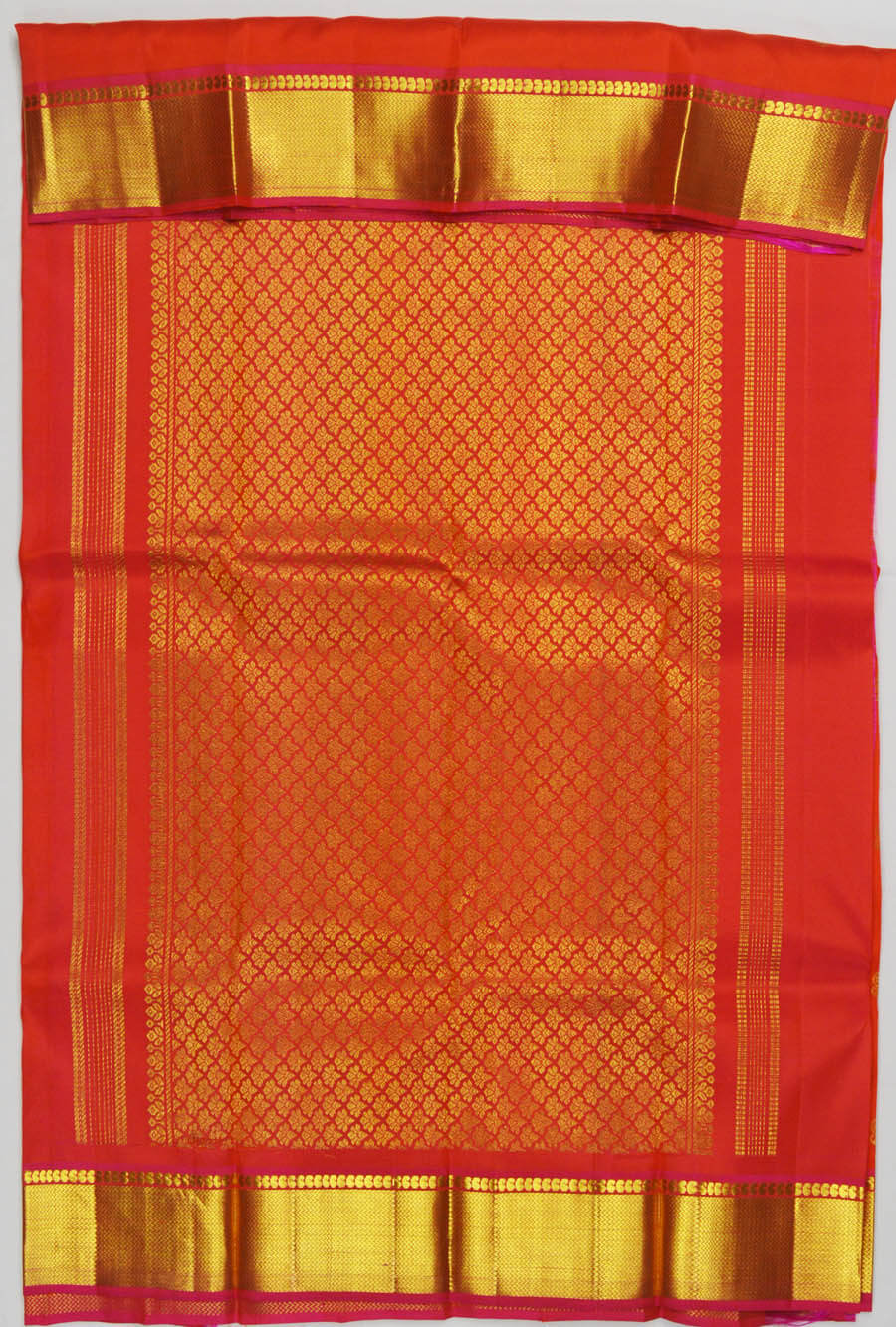 Temple Saree 6455