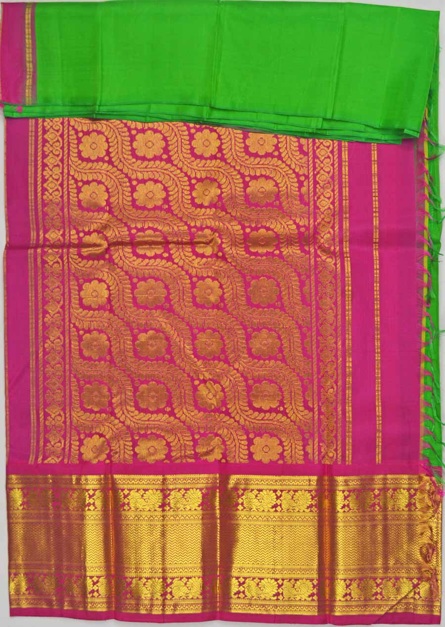 Temple Saree 6784