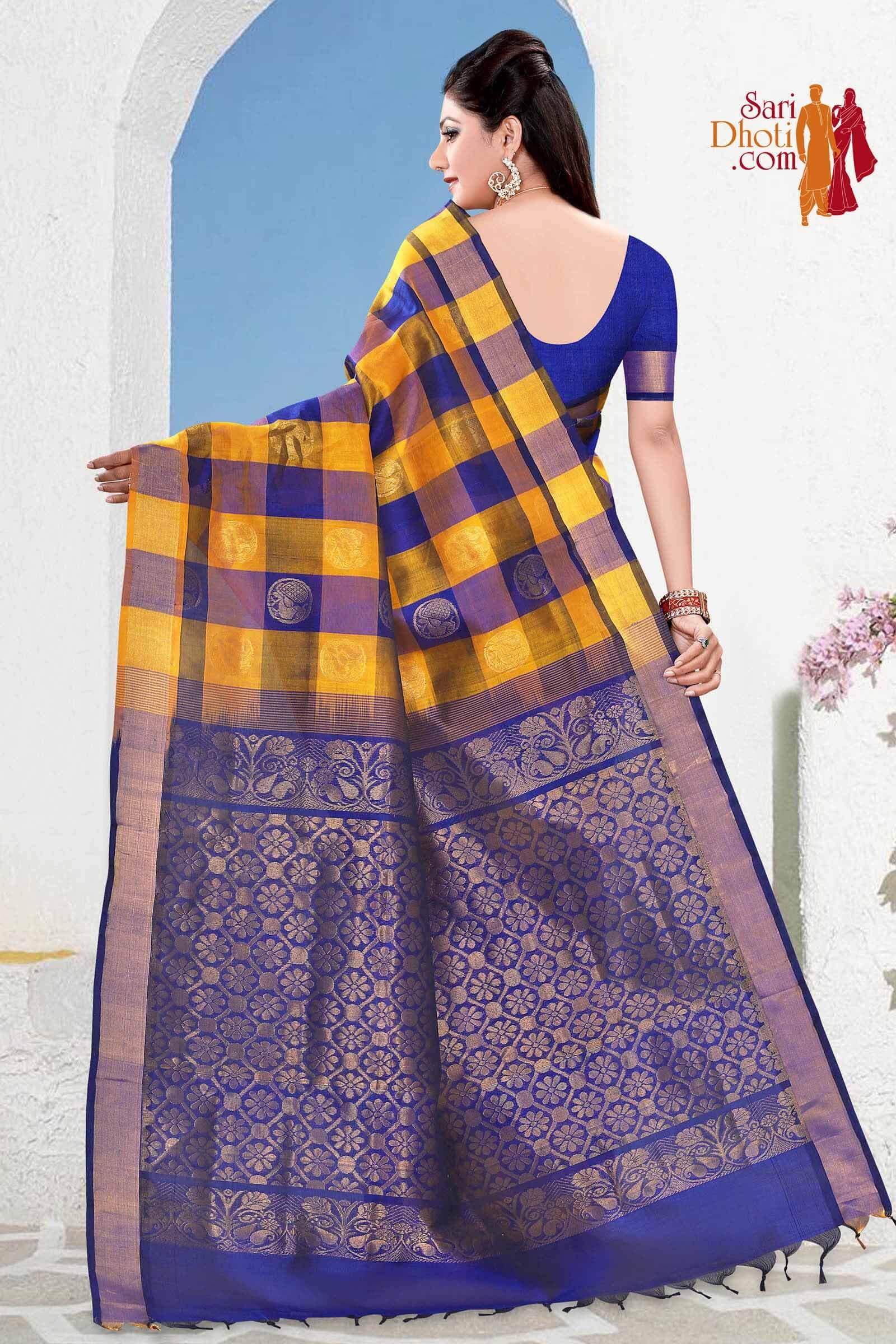 Silk Cotton 6896