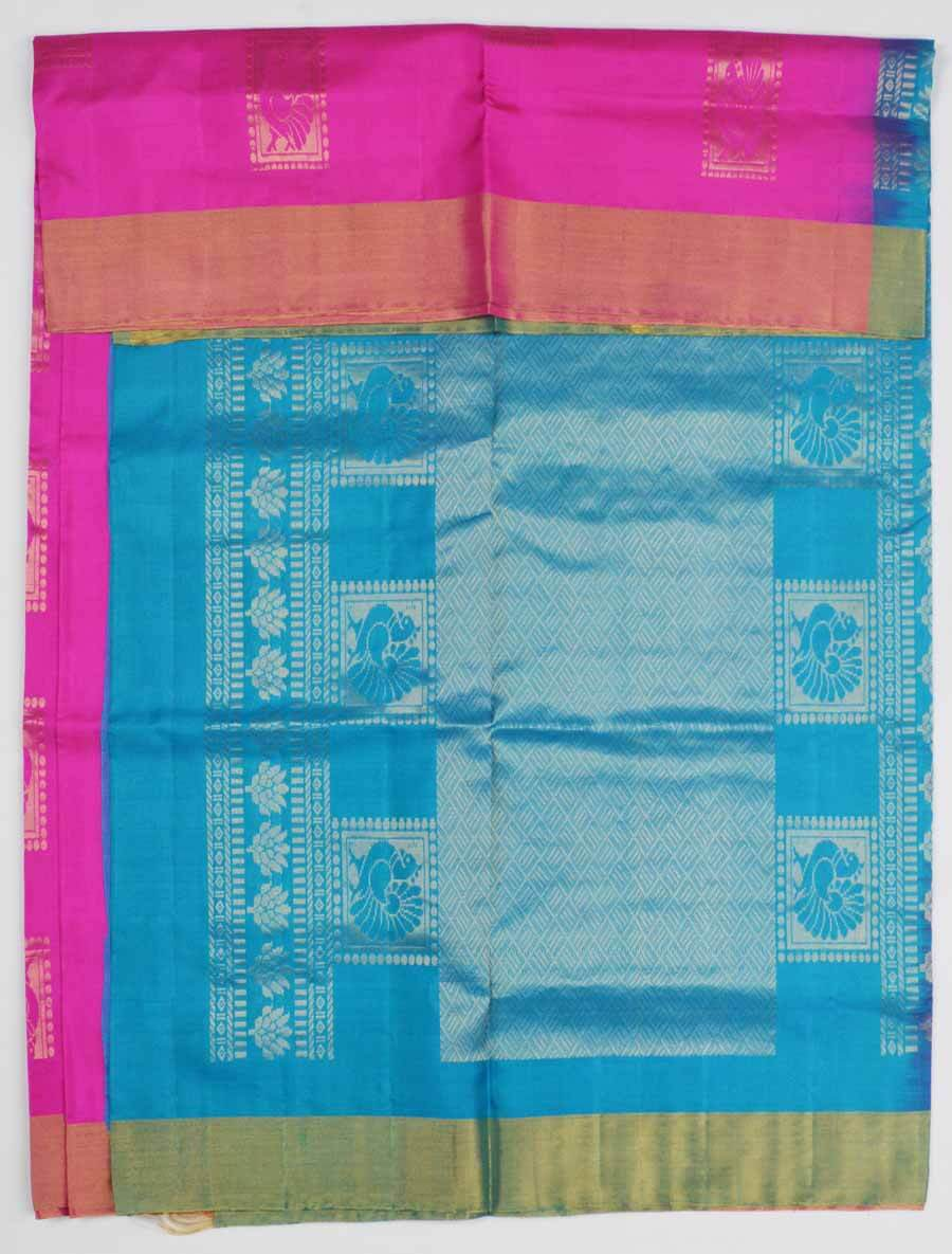 Soft Silk Saree 7050