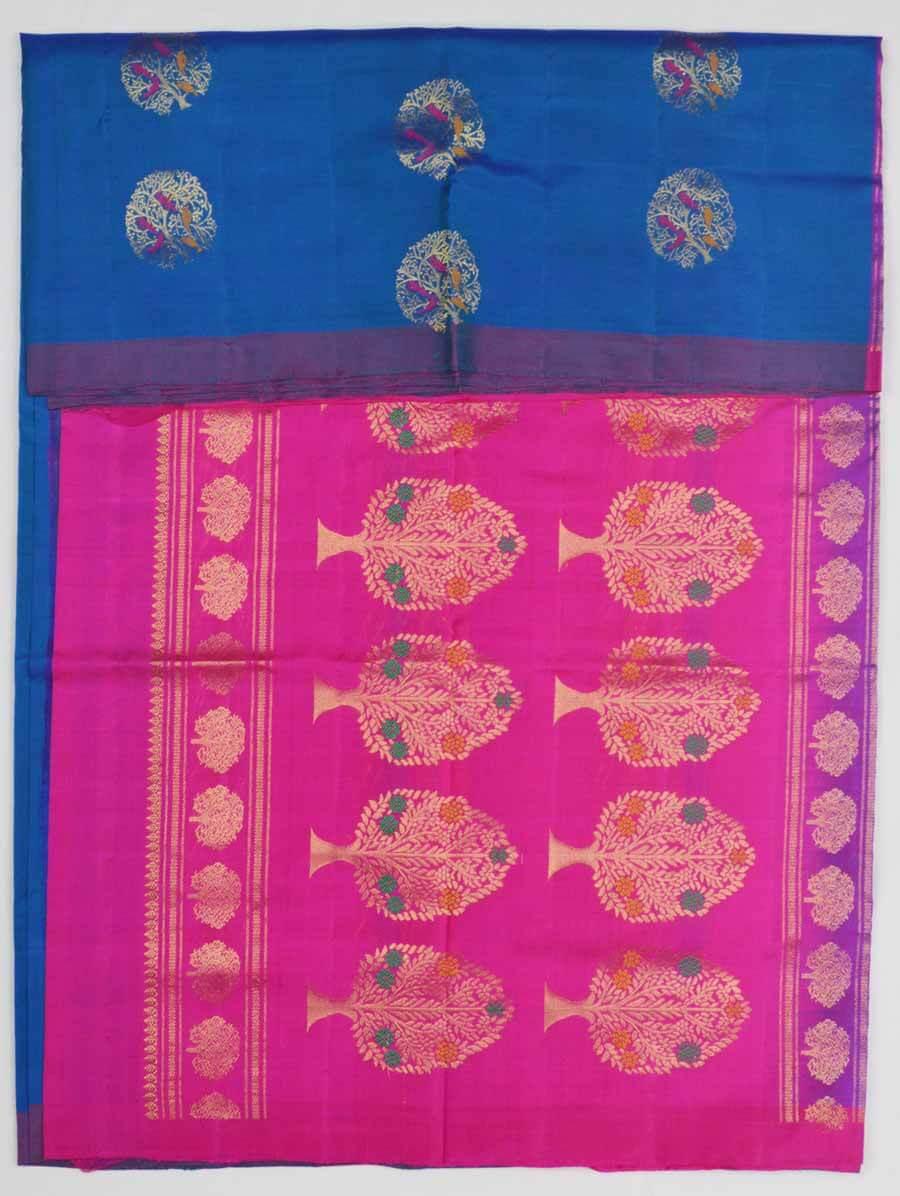 Soft Silk Saree 7051