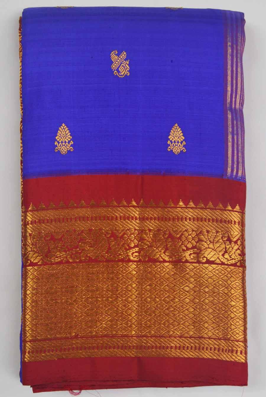 Temple Saree 6595