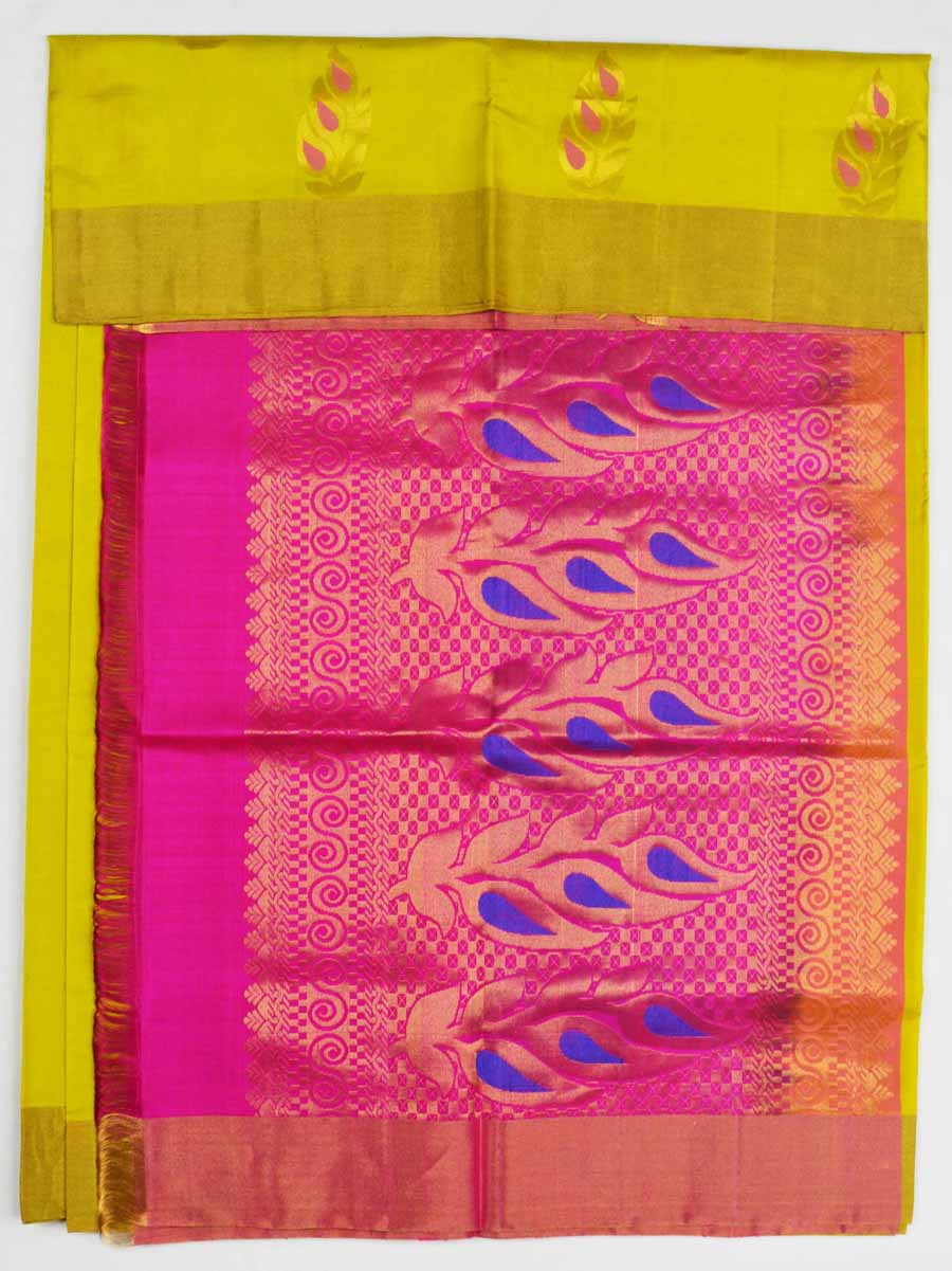 Soft Silk Saree 7049