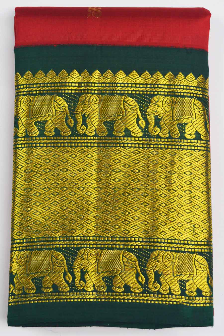 Temple Saree 6964