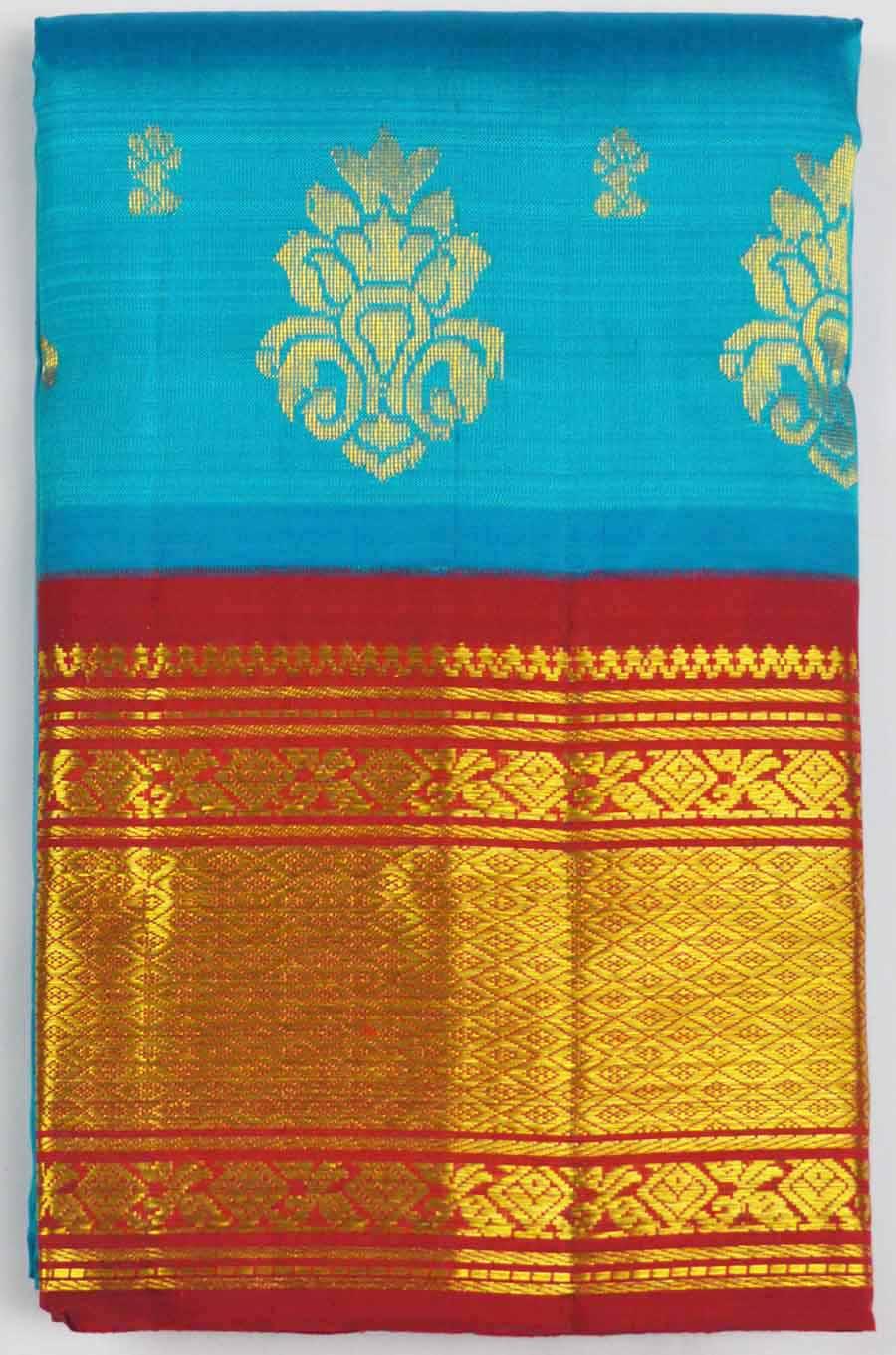 Temple Saree 7032