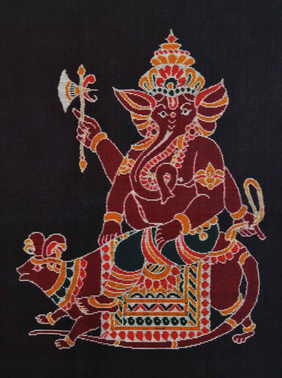 Ikat Ganesh 6838