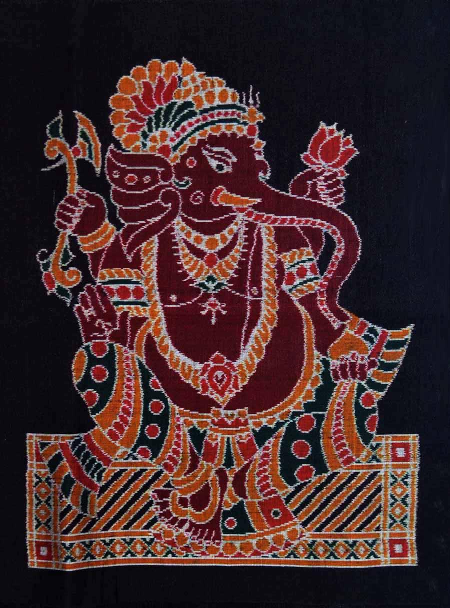 Ikat Ganesh 6837