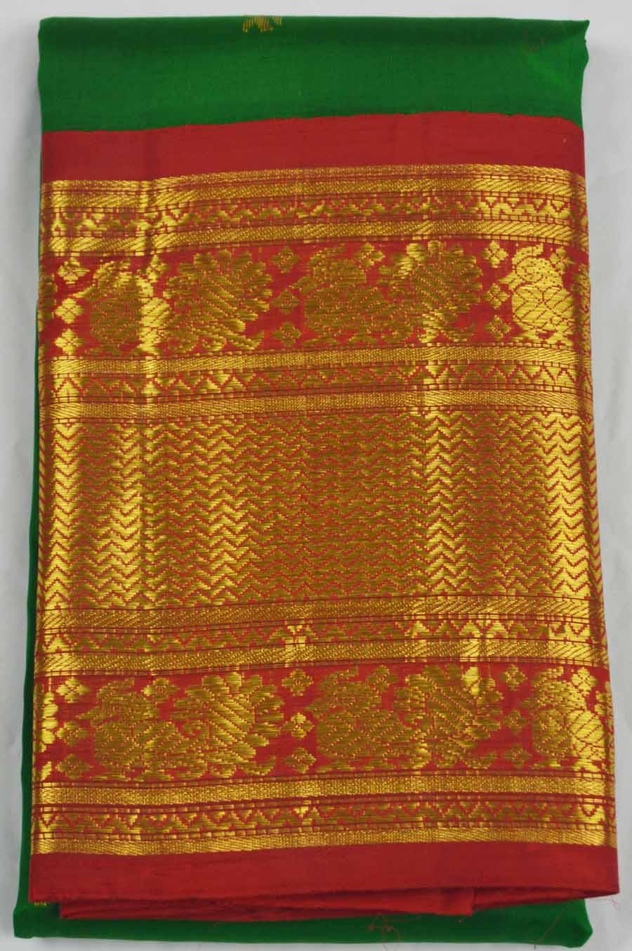 Temple Saree 7101