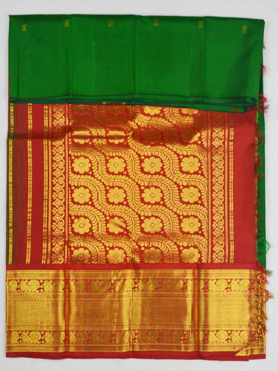 Temple Saree 7101