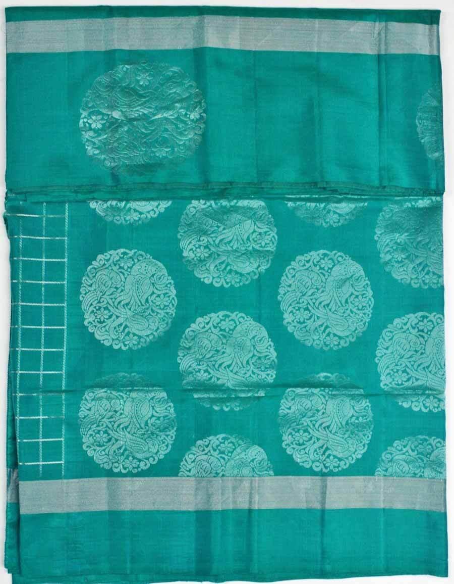 Soft Silk Saree 7180