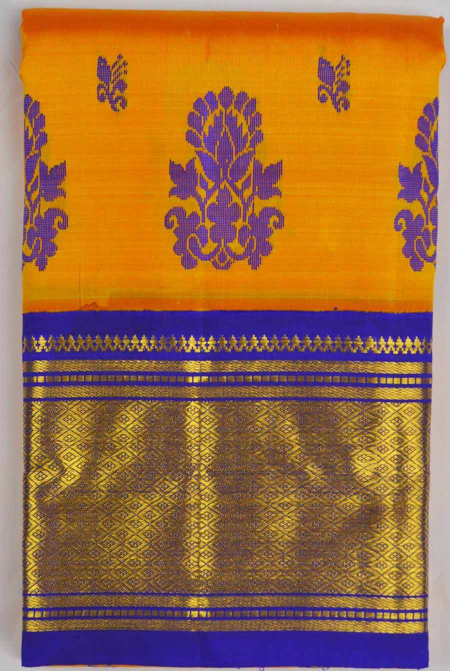 Temple Saree 7159