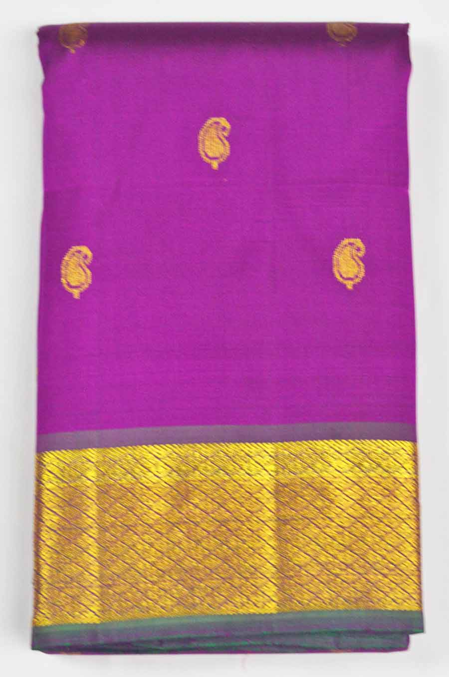 Temple Saree 6860