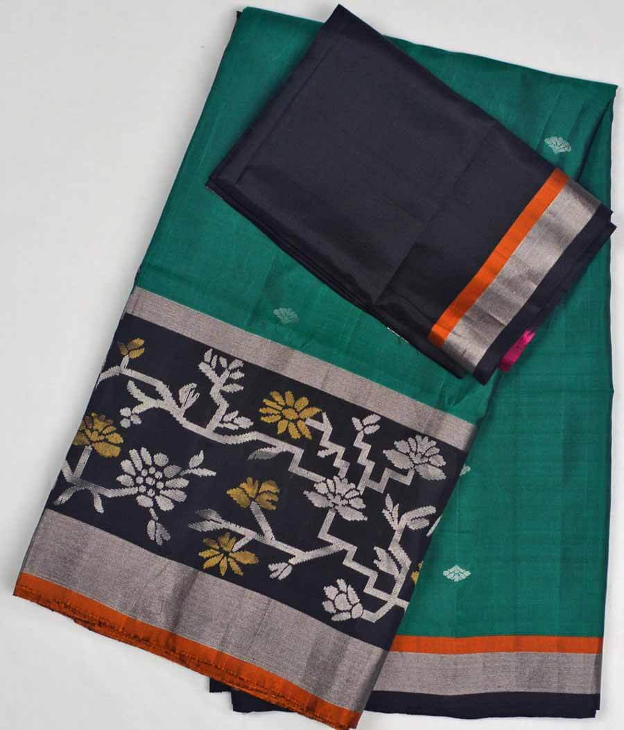 Soft Silk Saree 7172