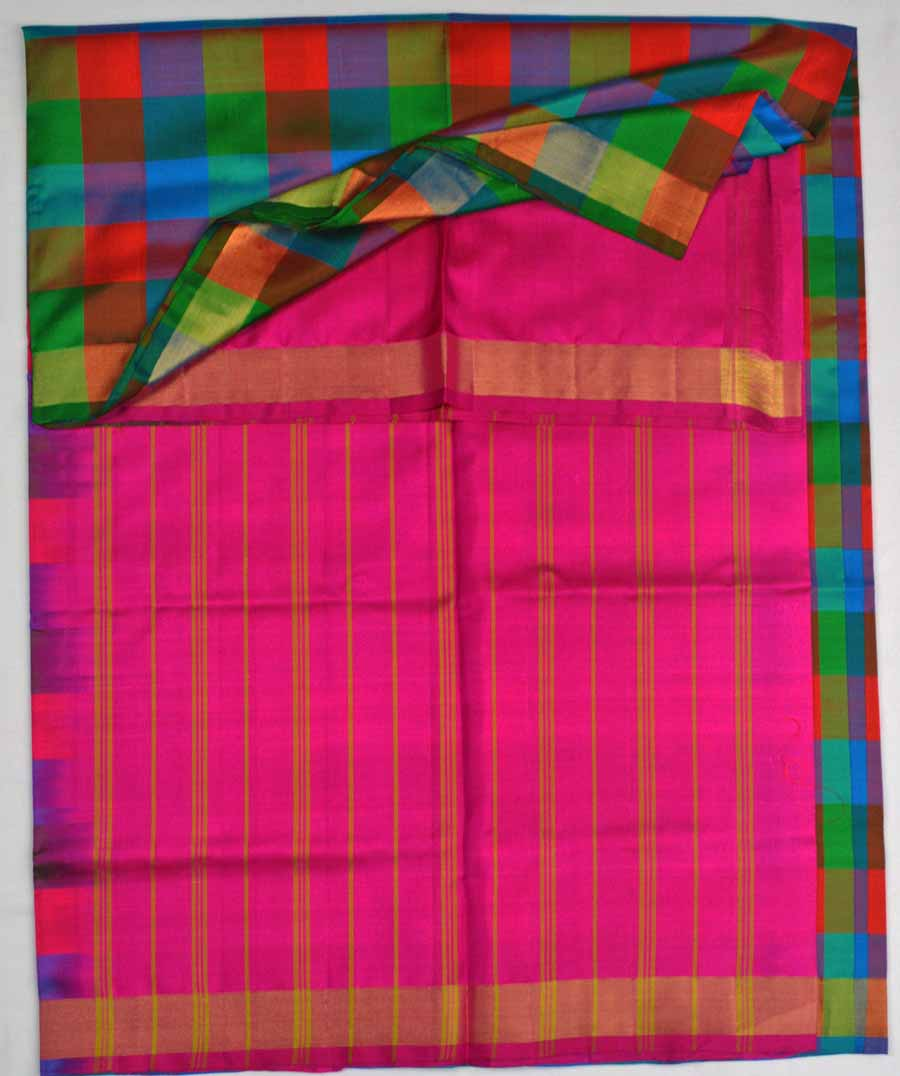 Soft Silk Saree 7236