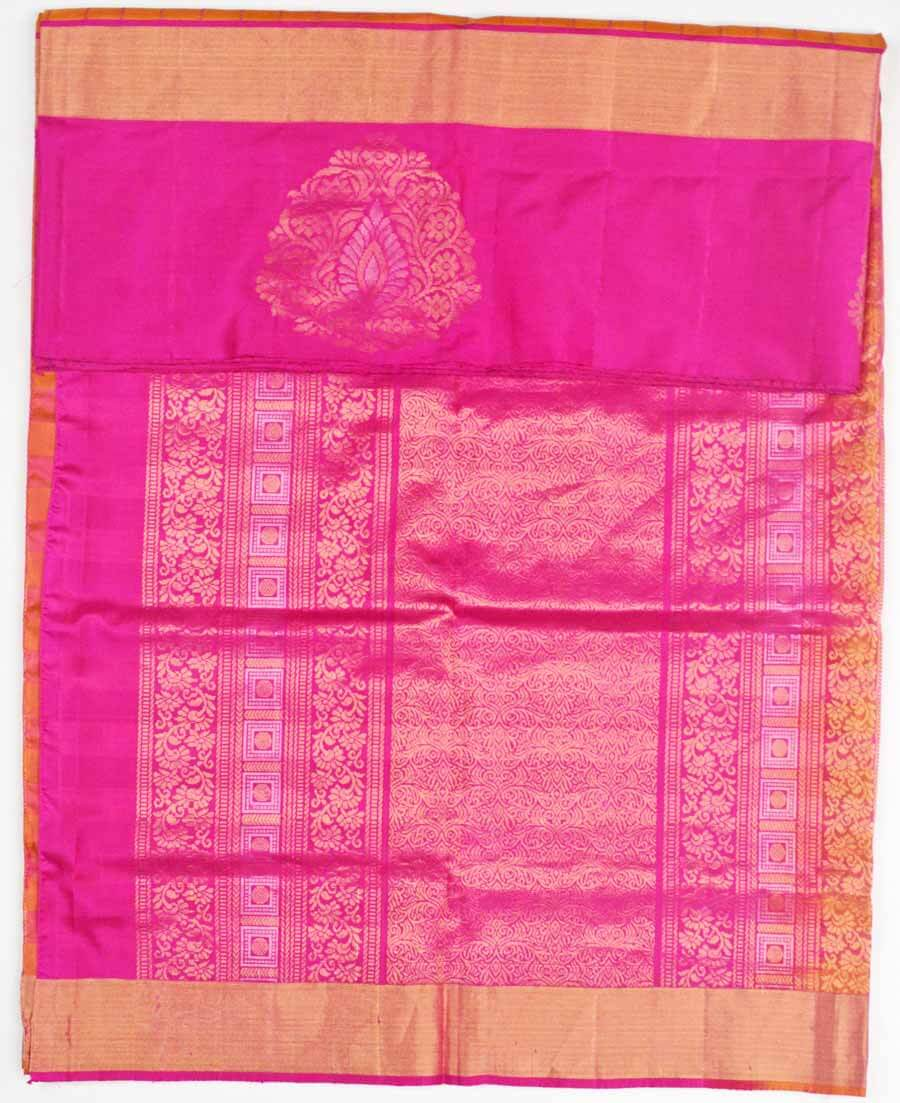 Soft Silk Saree 7164