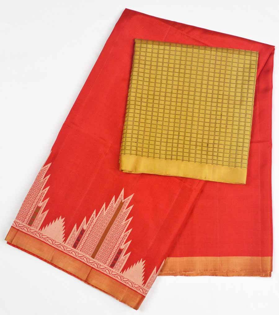 Soft Silk Saree 7178