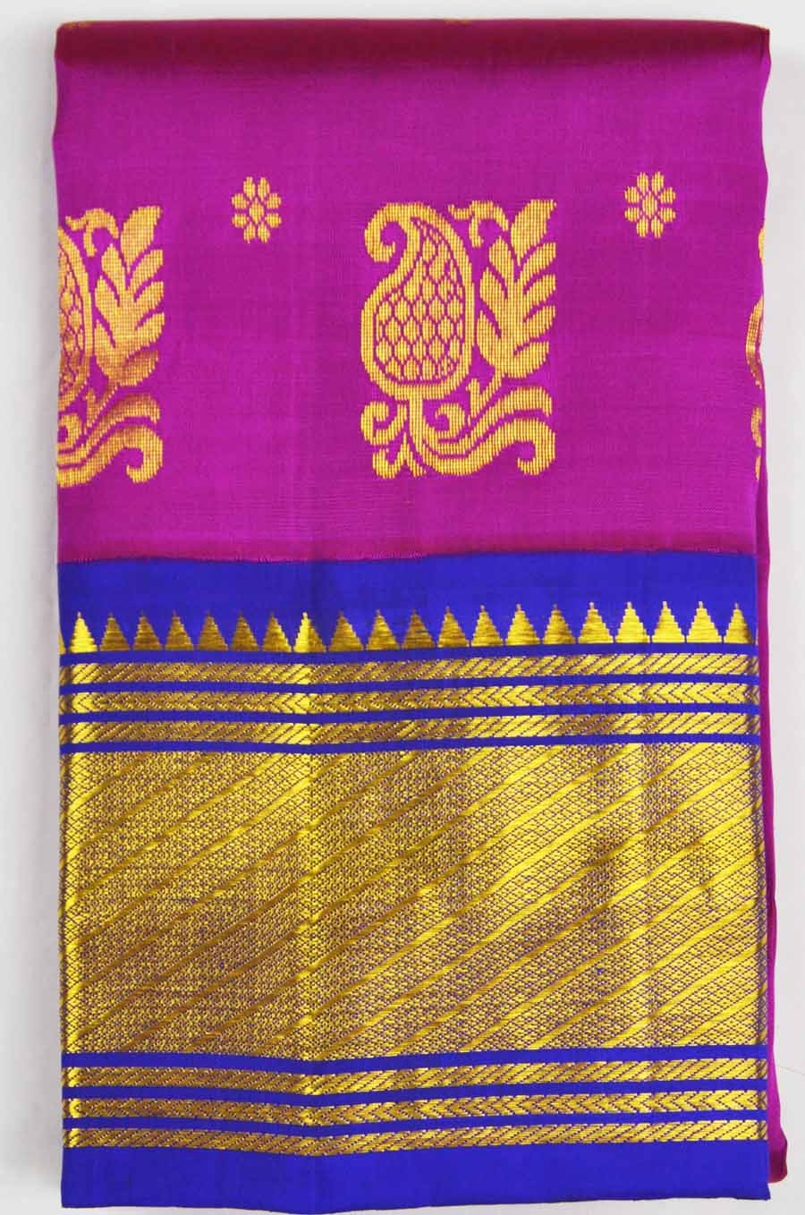 Temple Saree 7231