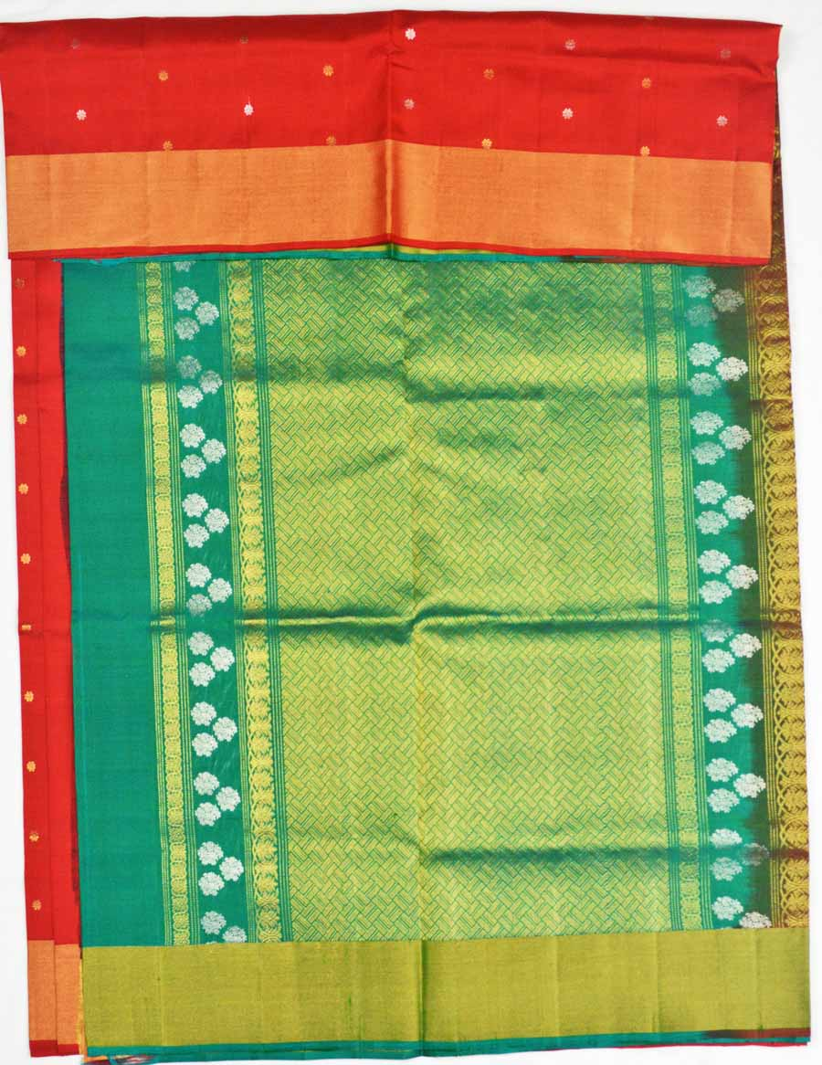 Soft Silk Saree 7240
