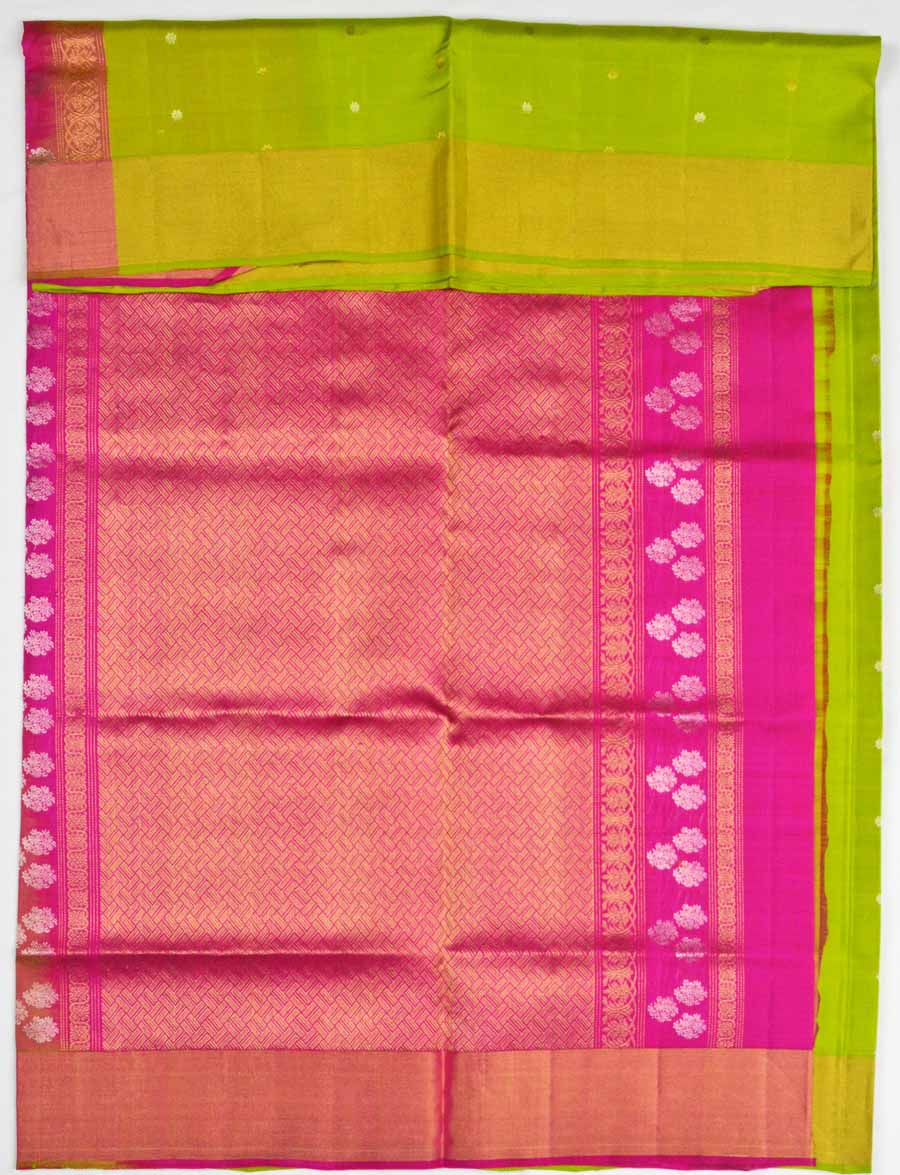 Soft Silk Saree 7242