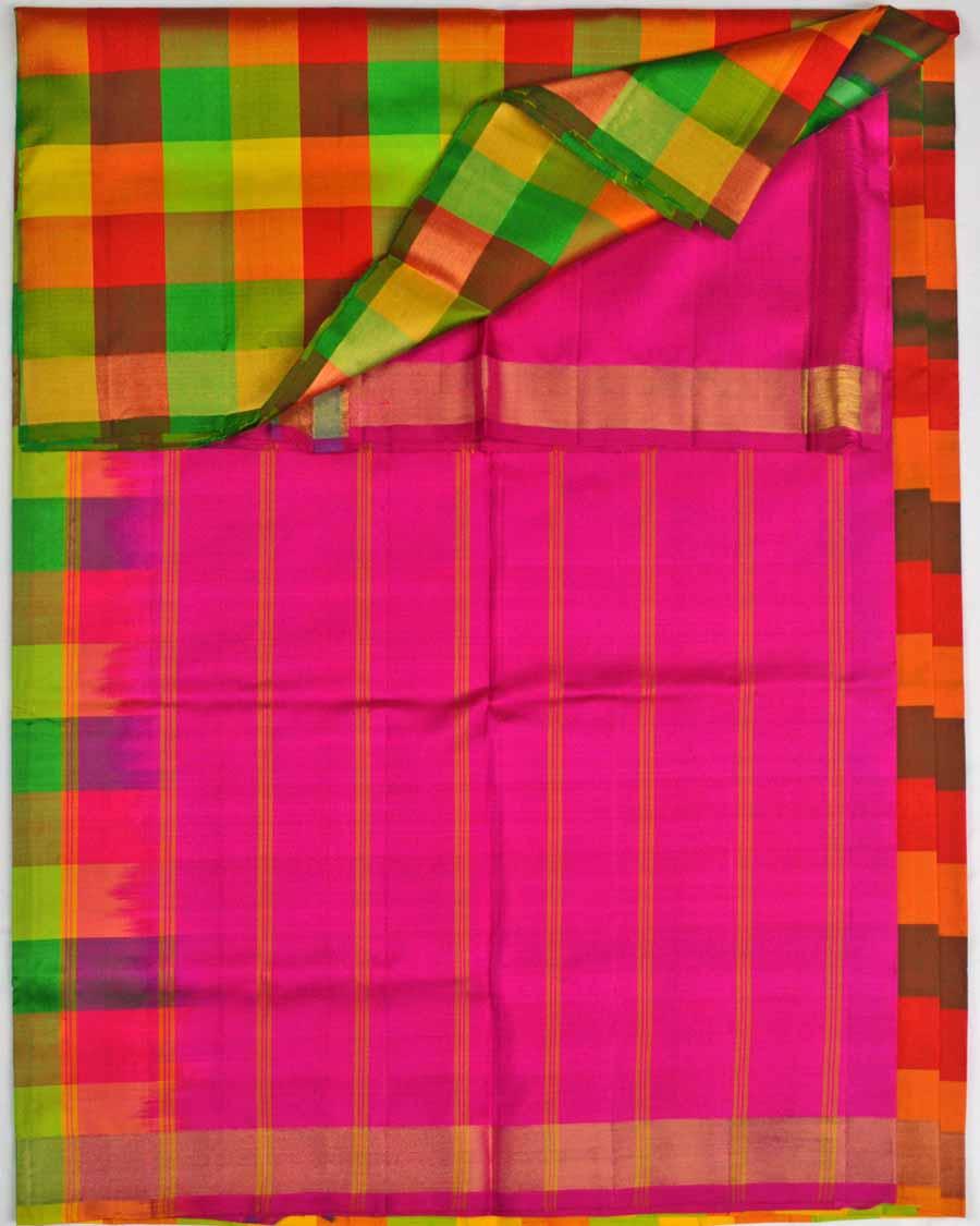 Soft Silk Saree 7239
