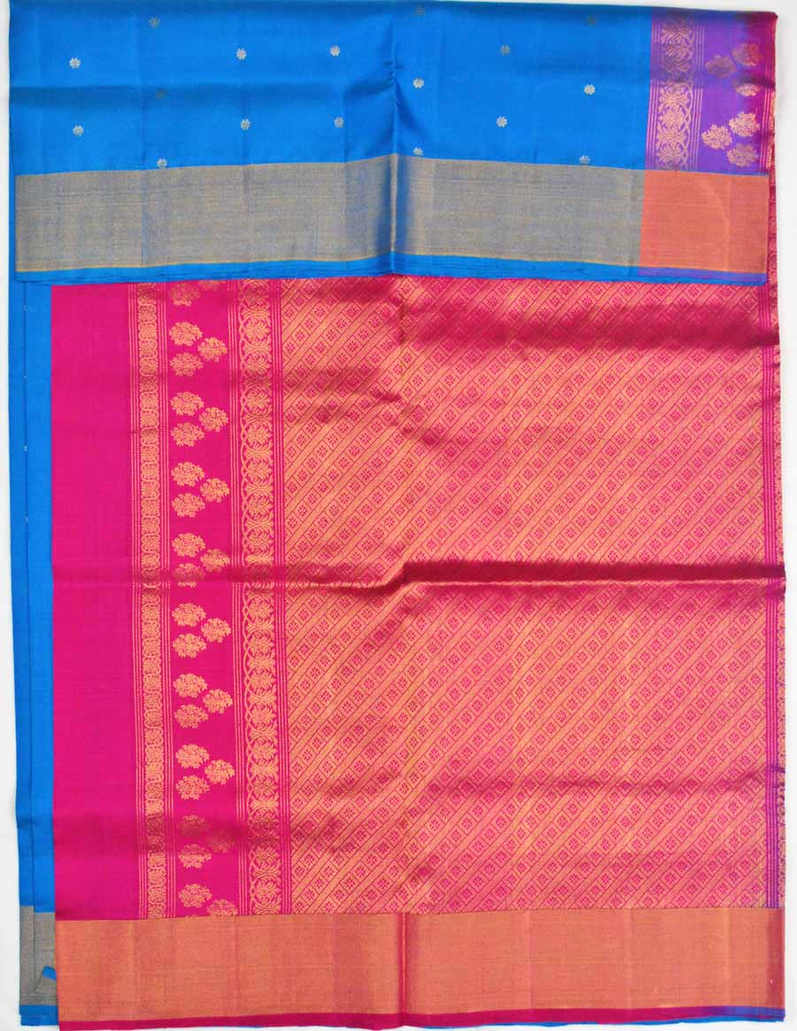 Soft Silk Saree 7241