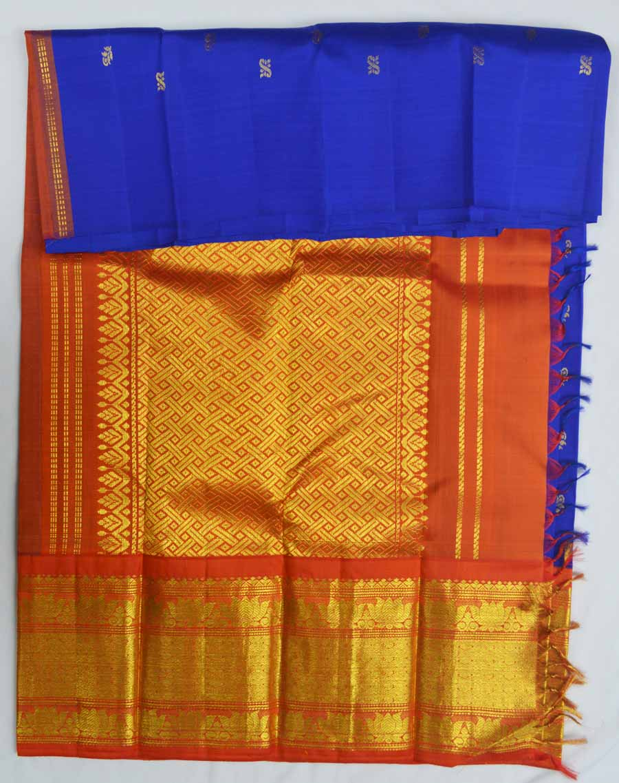 Temple Saree 7246