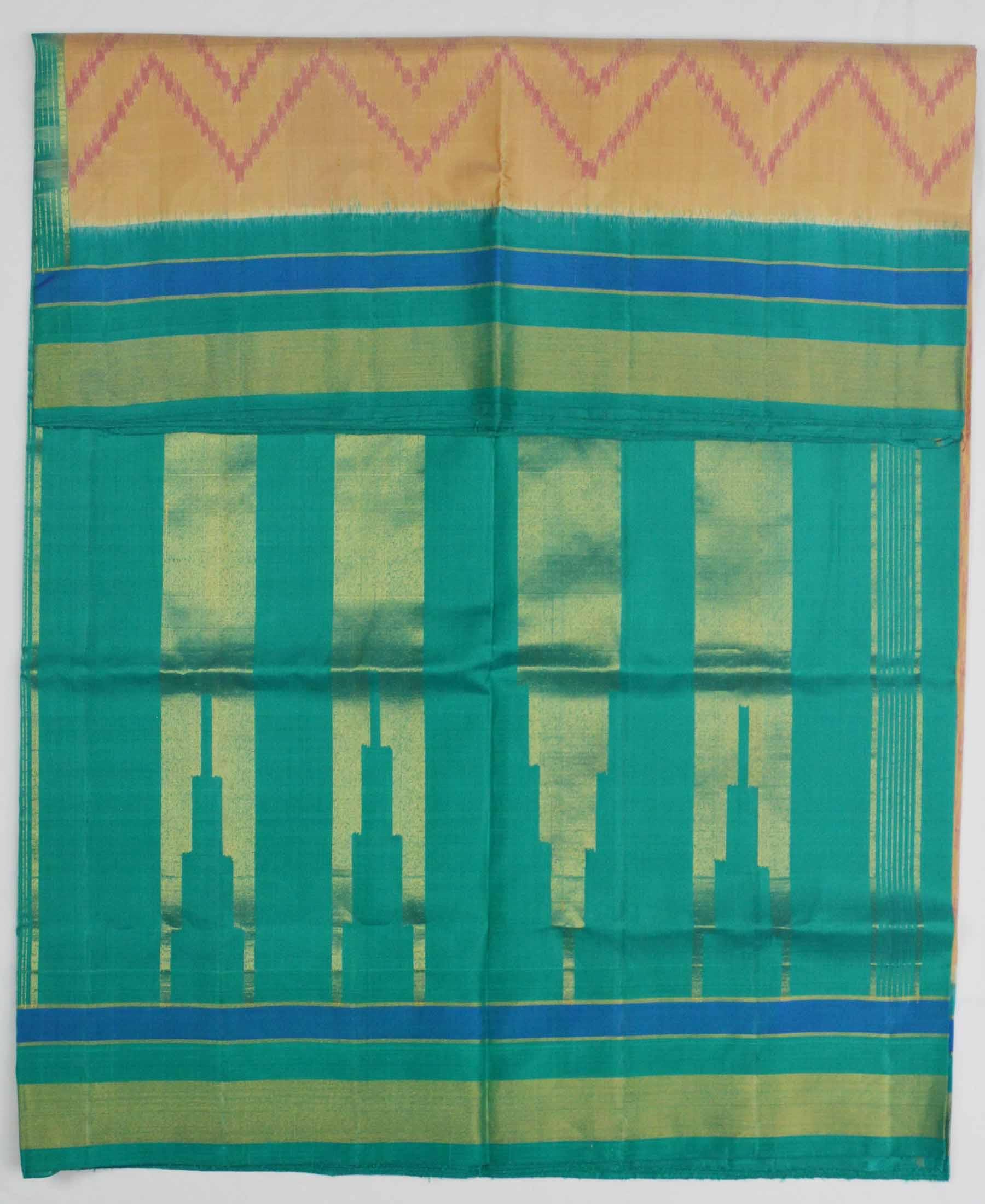 Soft Silk Saree 7146