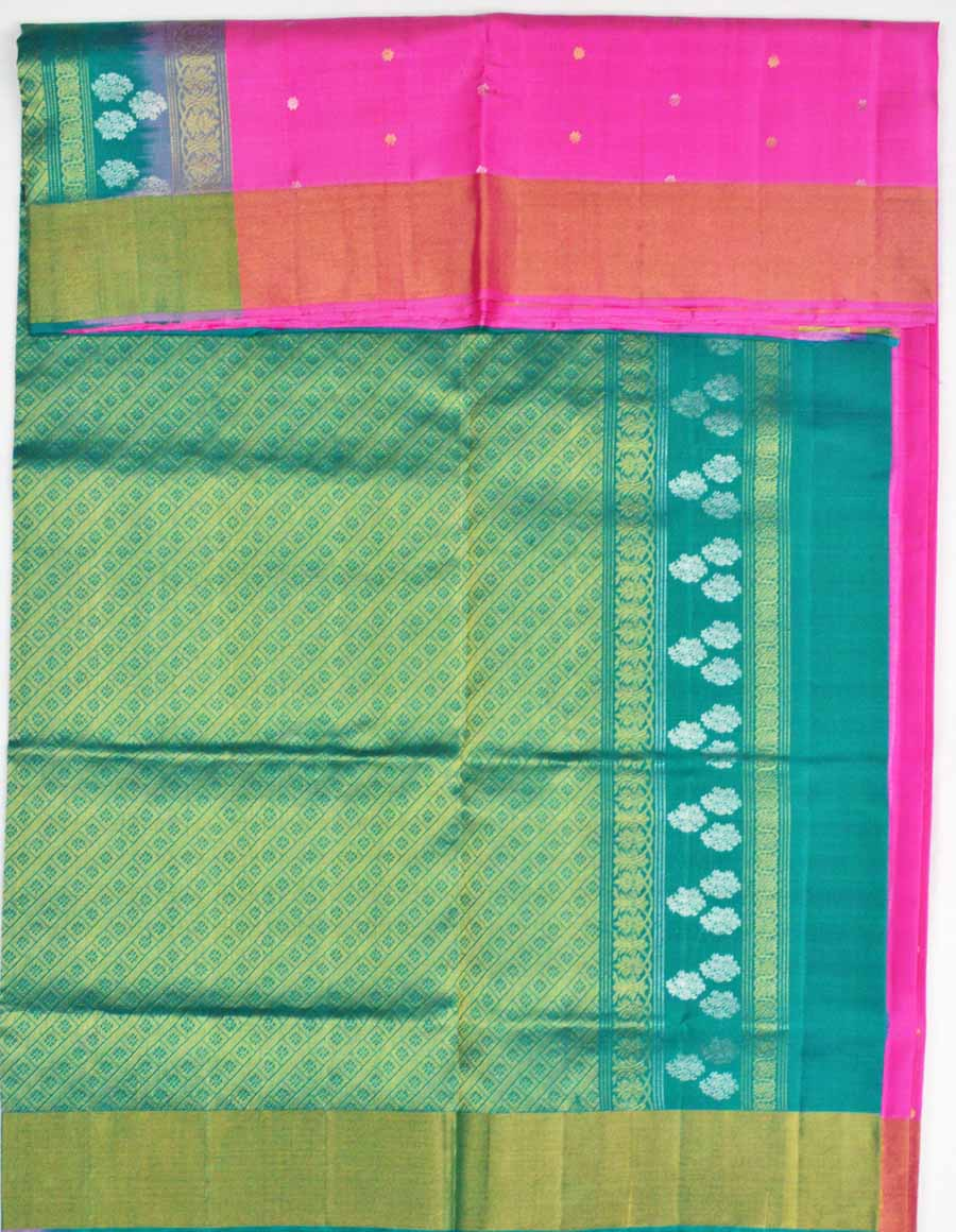 Soft Silk Saree 7243