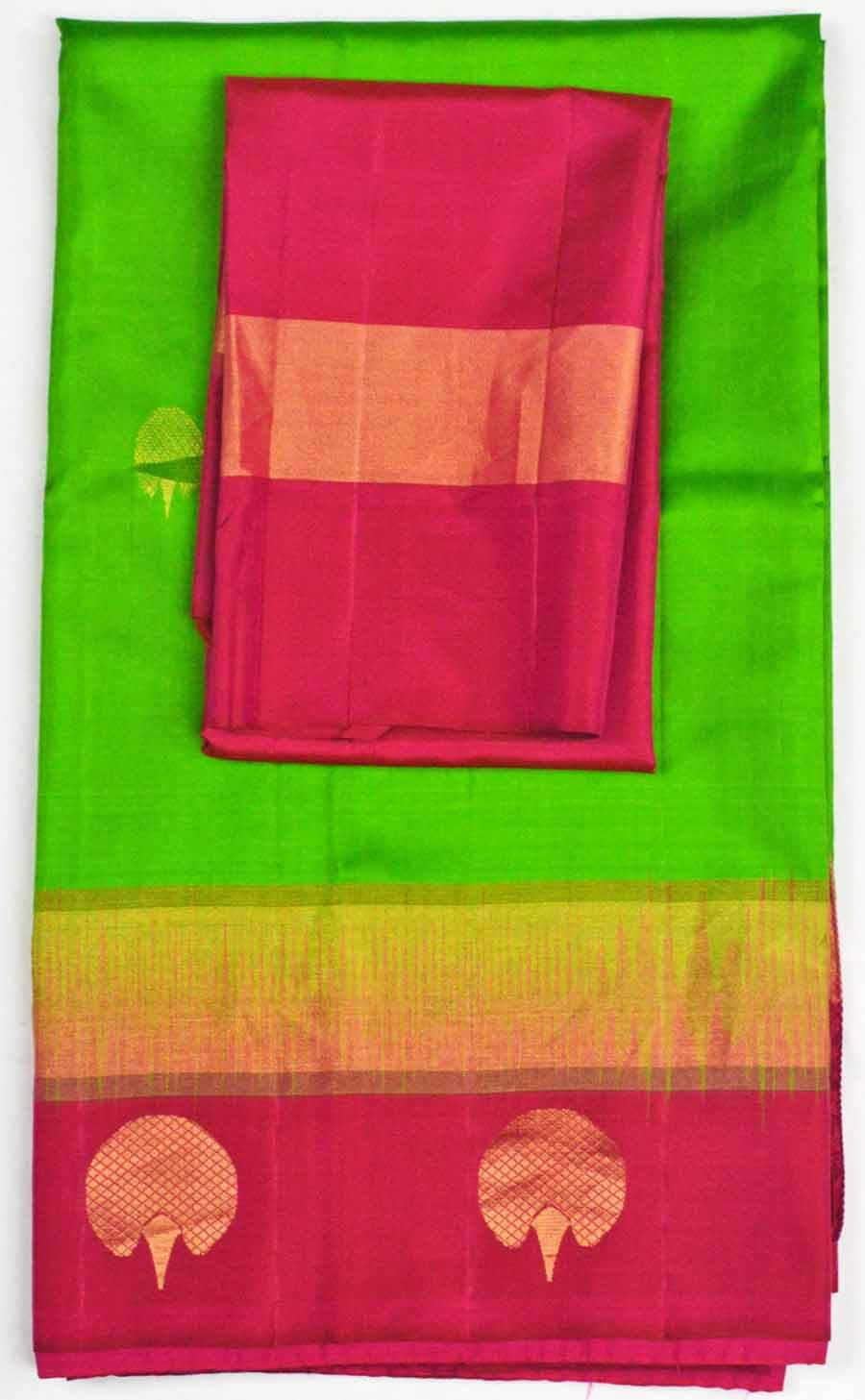 Soft Silk Saree 7169