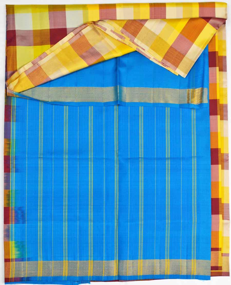 Soft Silk Saree 7235