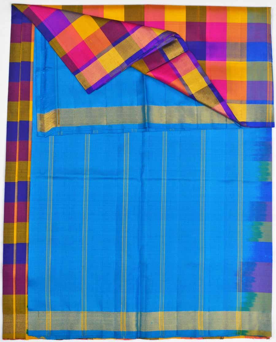 Soft Silk Saree 7238