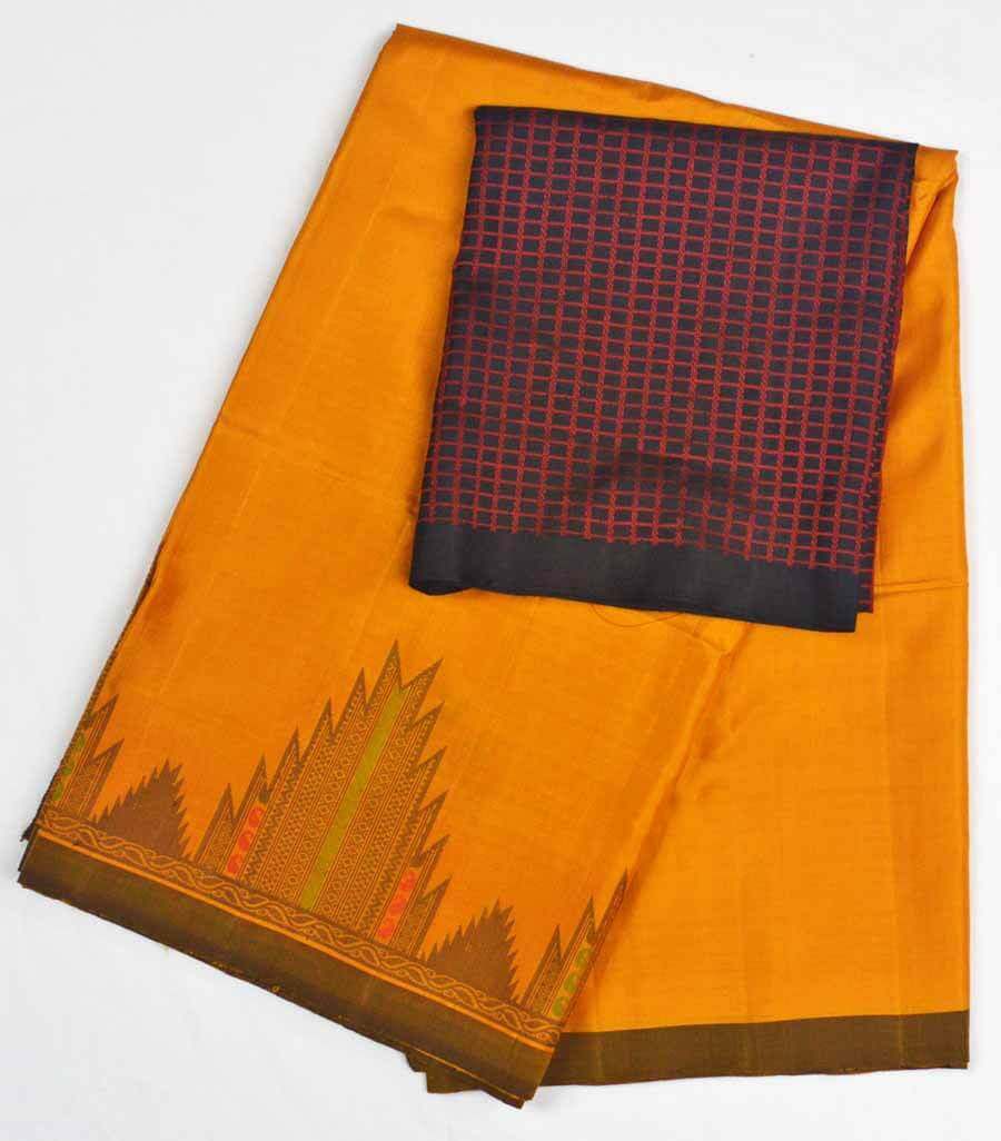 Soft Silk Saree 7175