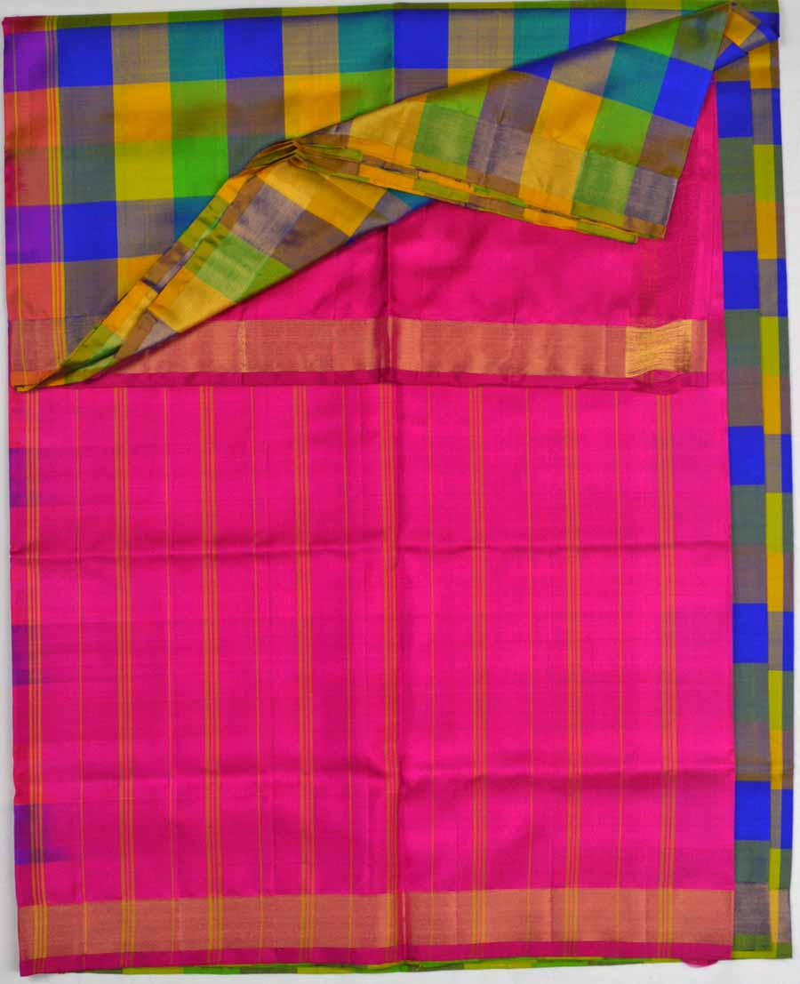 Soft Silk Saree 7233