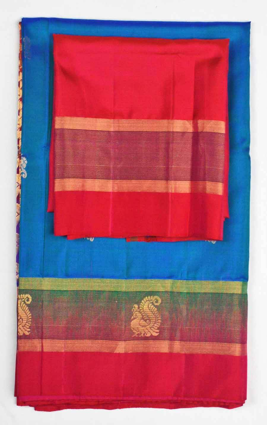 Soft Silk Saree 7167