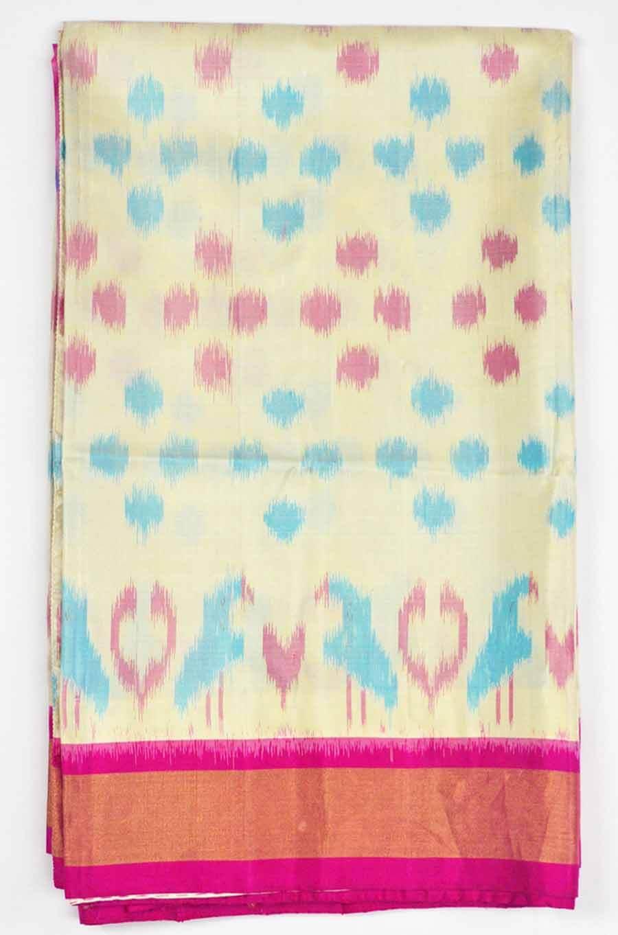 Soft Silk Saree 7520