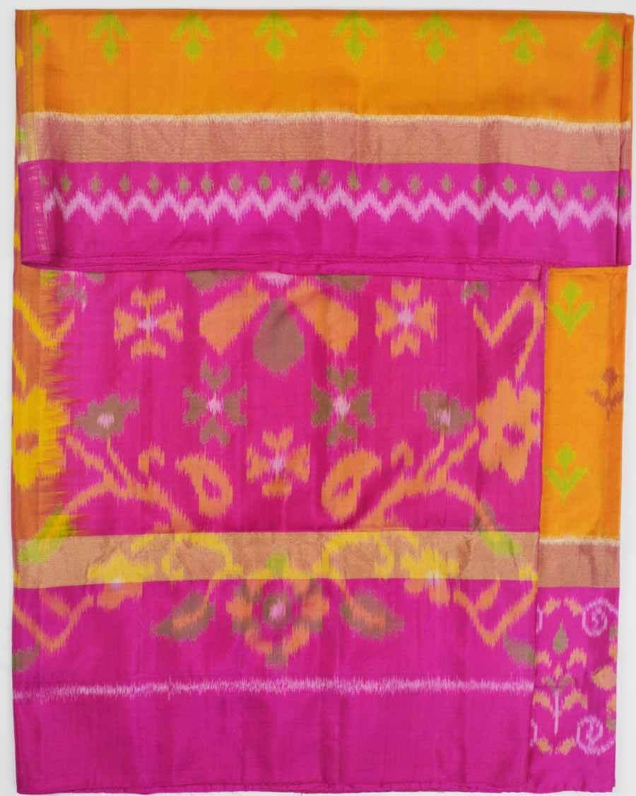 Soft Silk Saree 7524