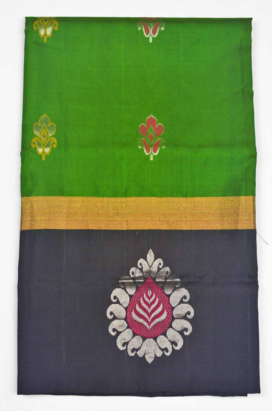Soft Silk Saree 7498