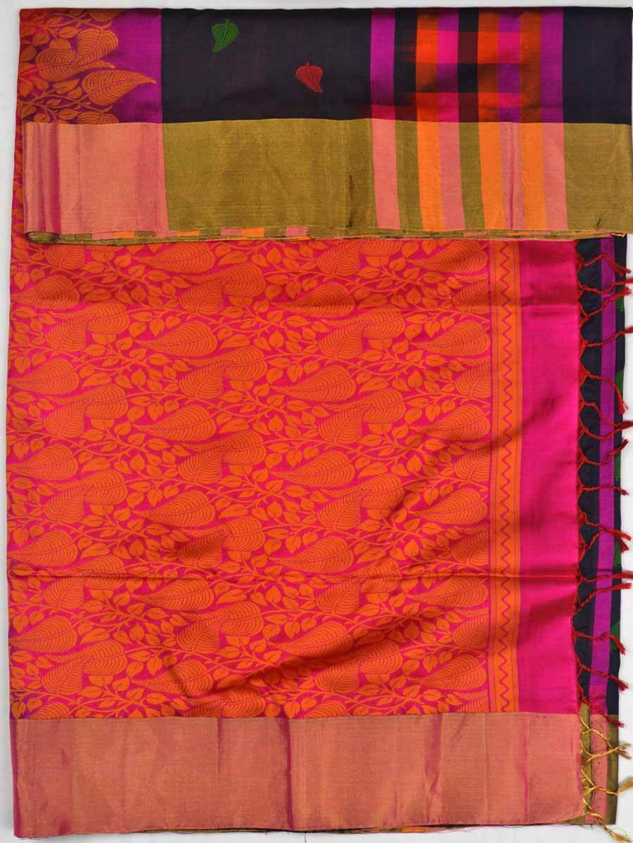 Soft Silk Saree 7533