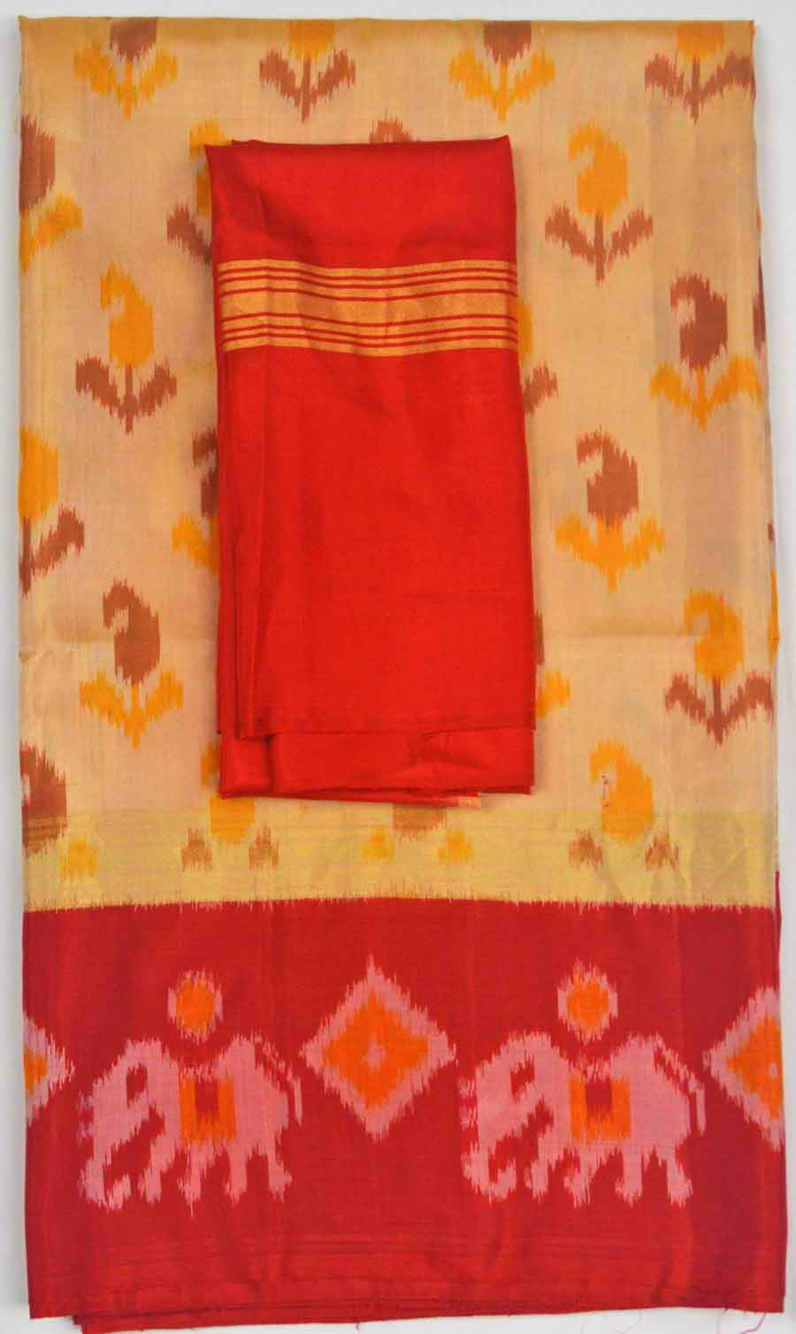 Soft Silk Saree 7523