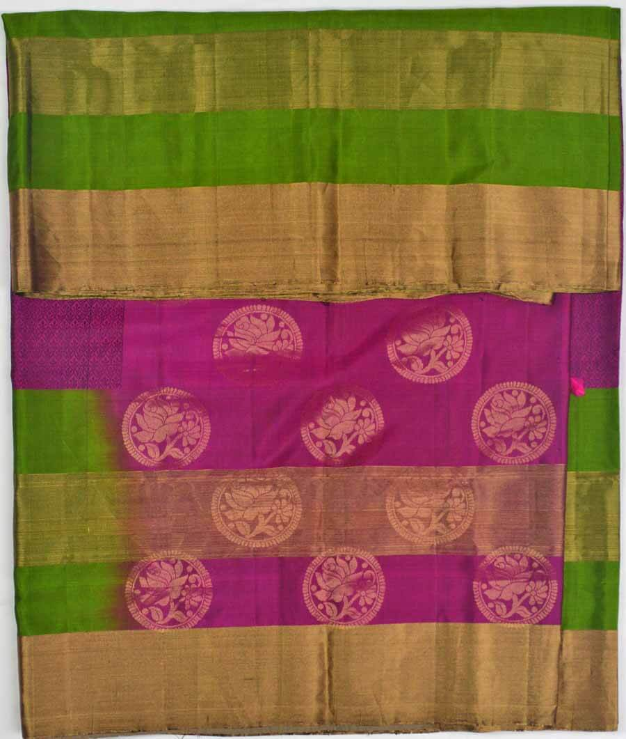 Soft Silk Saree 7552