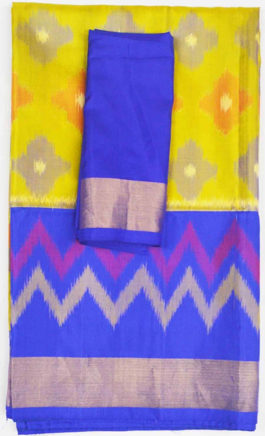 Soft Silk Saree 7521