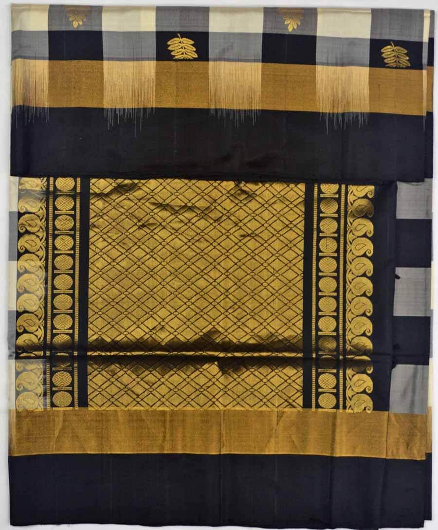 Soft Silk Saree 7551