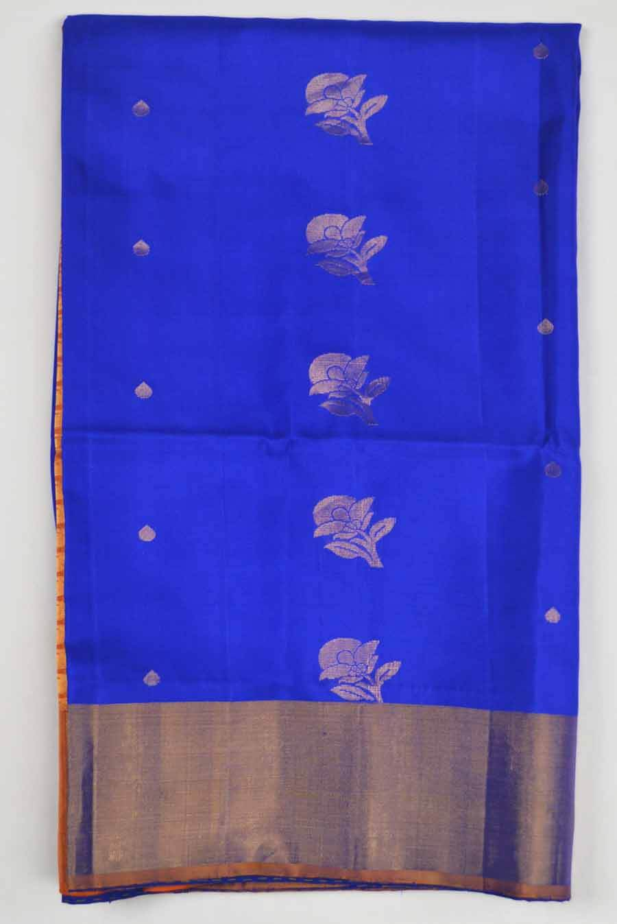Soft Silk Saree 7538