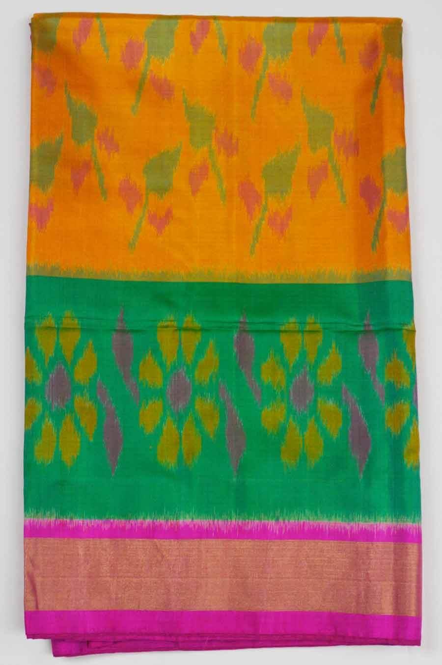Soft Silk Saree 7522