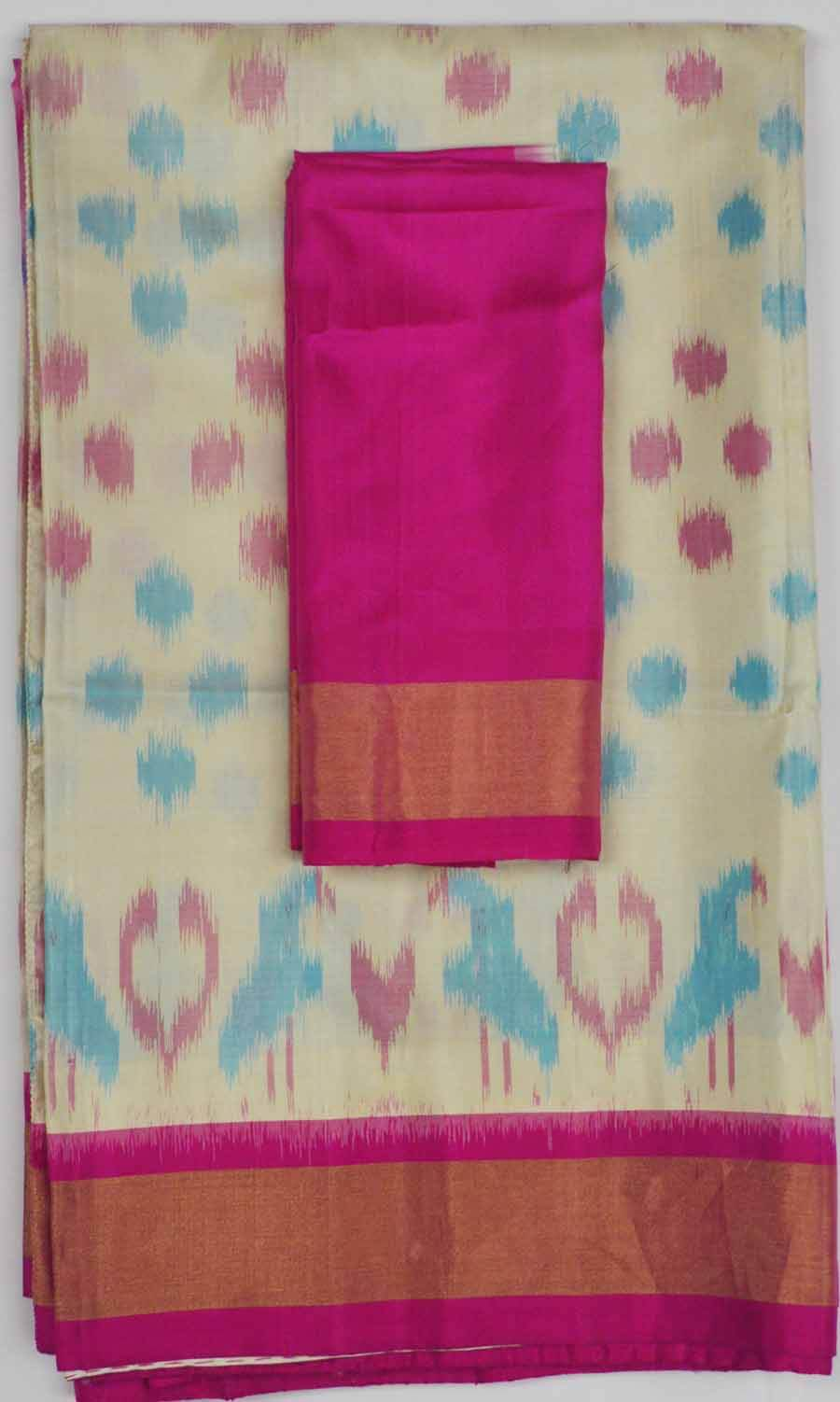 Soft Silk Saree 7520