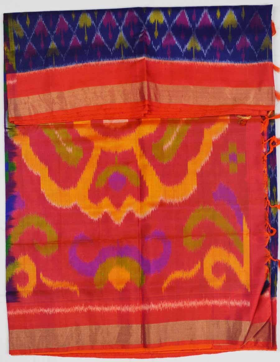 Soft Silk Saree 7526