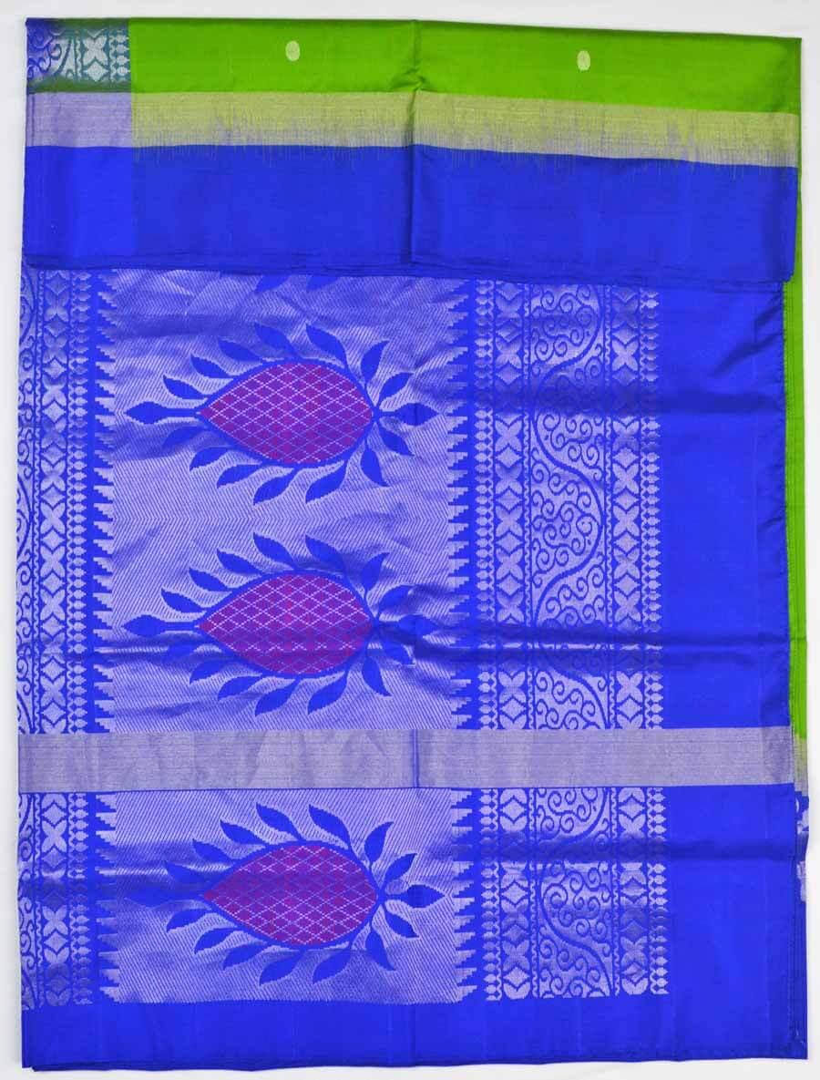 Soft Silk Saree 7502
