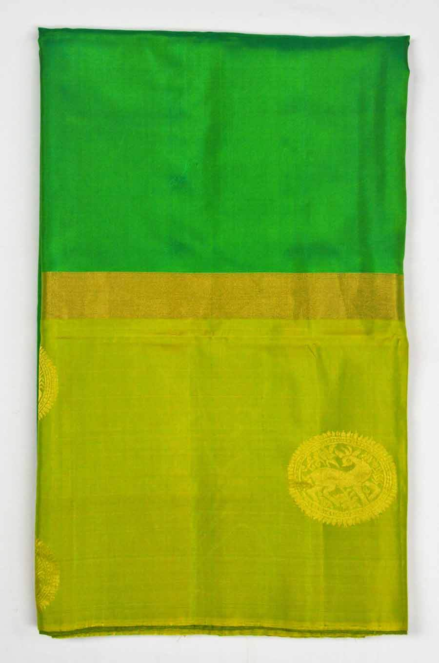 Soft Silk Saree 7543