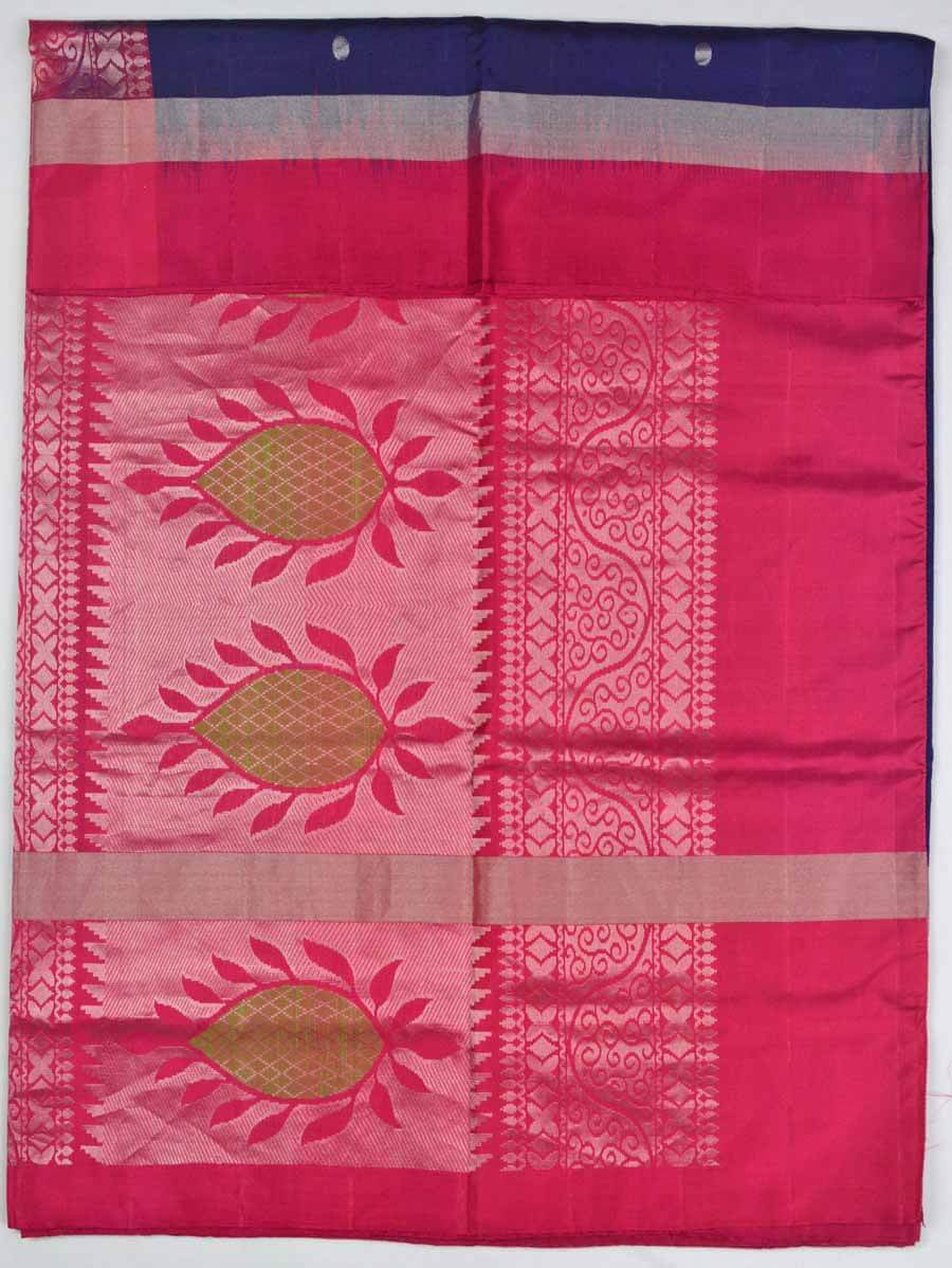 Soft Silk Saree 7501